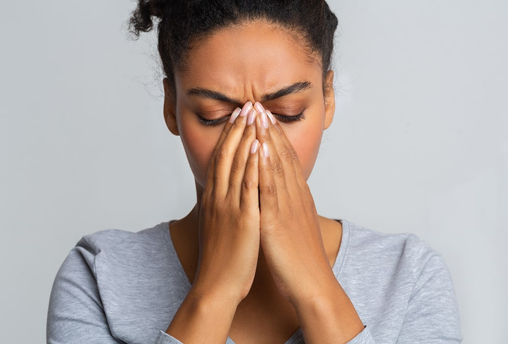 Colds Vs. Sinus Infection: What's the Difference?